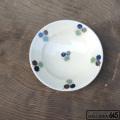 5寸皿(三彩):眞喜屋 修 :035065