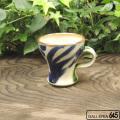 マグカップ(筒・唐草):福田健治:039204