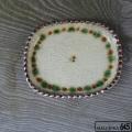 楕円皿(点打ち):福田健治:039268