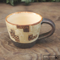 マグ(小)茶:工房いろは:055046-4