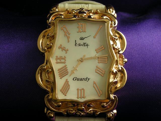 シルバーアクセサリー通販 メンズ/時計 Guardy K-smith
