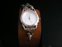 シルバーアクセサリー通販 メンズ/レザー 時計