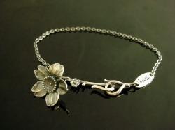 誕生花ブレスレット 桜