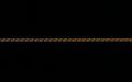 K18イエローゴールド 小豆(小判)チェーン 線径0.85φ 40cm