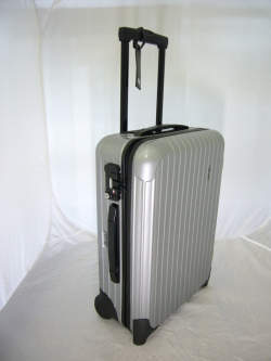 【TSA】 RIMOWA リモワ SALSA サルサ シルバー 856.52 【機内持込】