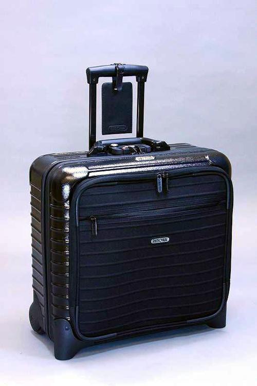【TSA】 RIMOWA リモワ BOLERO ボレロ 861.41 Business Trolley