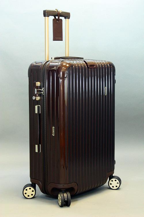 ☆2010年モデル☆最新型 RIMOWA リモワ SALSADELUXE サルサデラックス 872.63 ブラウン 4輪 TSA