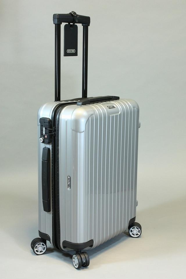 【TSA】 RIMOWA リモワ SALSA サルサ シルバー 876.52 4輪 【機内持込】
