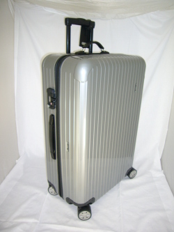 【TSA】 RIMOWA リモワ SALSA サルサ シルバー 876.70 4輪