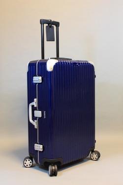 ★2012製★ RIMOWA LIMBO リンボ 891.73 ブルー 4輪トロリー
