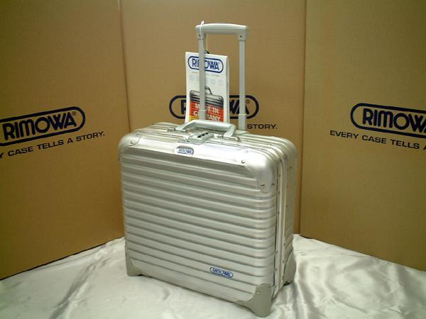 RIMOWA リモワ TOPAS トパーズ 928.40 2輪 Business Trolley