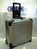 【ラスト1個】RIMOWA リモワ SAMBA サンバ 836.40 Business Trolley シルバー