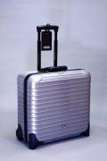 【TSA】 RIMOWA リモワ SALSA サルサ Business Trolley シルバー 856.40