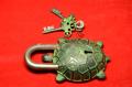 ネパール 南京錠