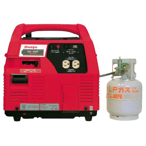 インバータープロパンガスエンジン発電機GE-900P