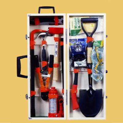 救助用工具格納箱レスキューミニ(自主防災用)