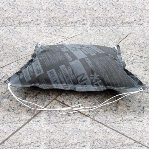 吸水ポリマー土のう水ピタ【真水用】標準タイプN型(50袋入)