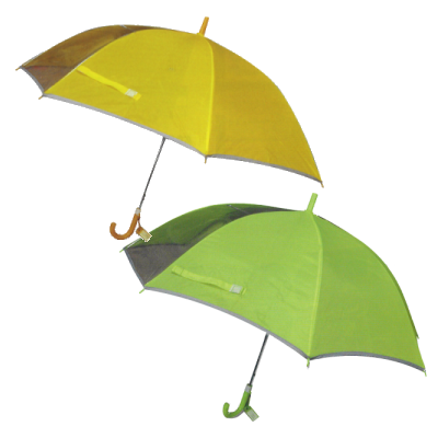 NEW反射付学童傘