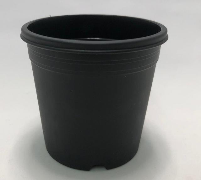 プラ鉢 A-25 黒(ブラック) 30個セット