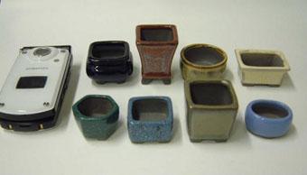 小鉢 8点セット 色 3-4.5cm 13A-45E 新品