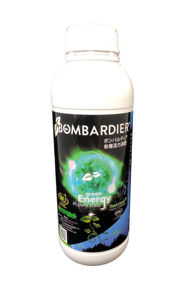 ボンバルディア 有機活力液肥 1L