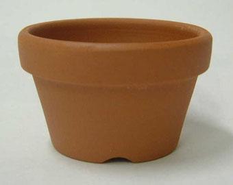 小品盆栽 仕立鉢 2号 中深 6cm 100枚セット