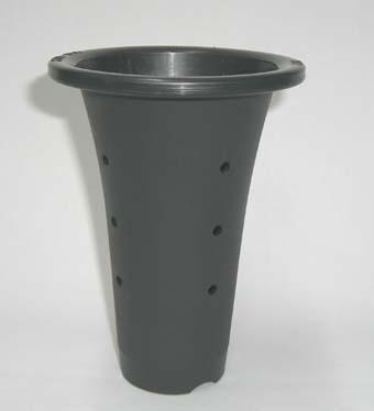 春蘭 プラ鉢 3.5号 ふち狭 10枚