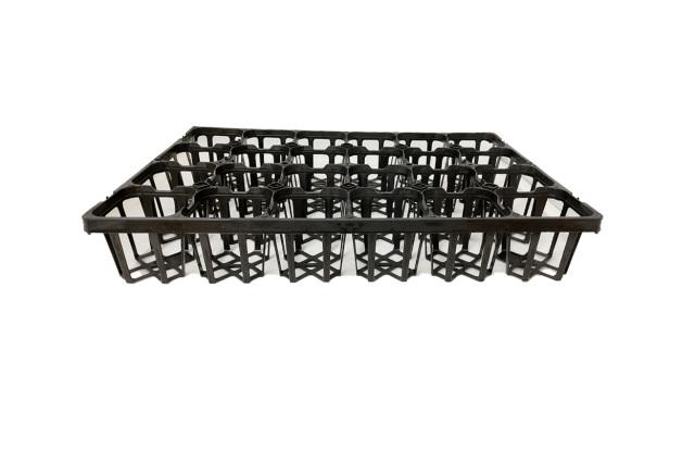 システムトレー 24穴 黒(ブラック) 90CS プレステラ90対応