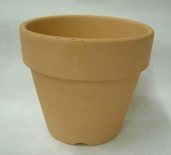 洋蘭 素焼き鉢 6.0号 6枚