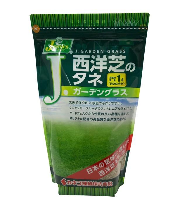 西洋芝の種 1L(約6坪分) ガーデングラス 芝生のタネ