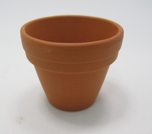 ドイツ製 仕立鉢 植木鉢 100個セット 穴なし 3.4cm 多肉 サボテン