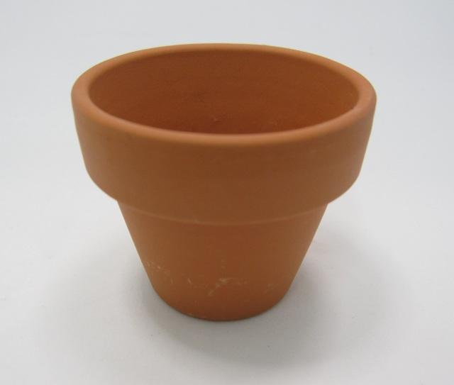 ドイツ製 仕立鉢 植木鉢 100個セット 穴なし 4.5cm 多肉 サボテン