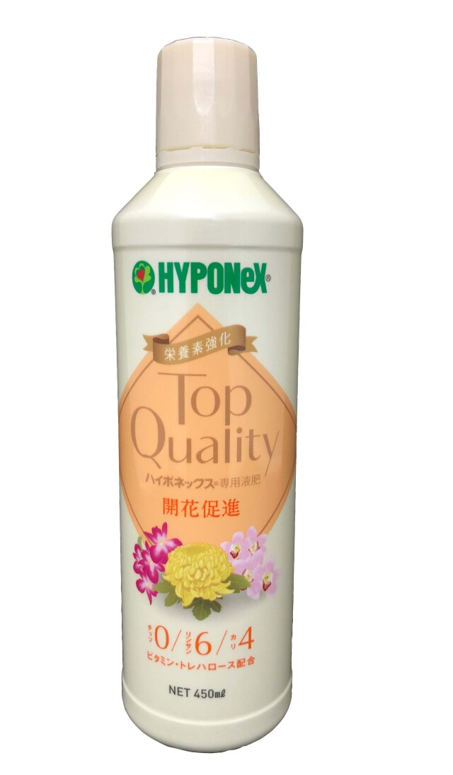 ハイポネックス 専用液肥 開花促進 花芽形成 0-6-4 450ml