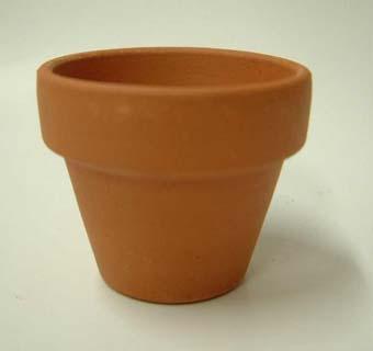 小品盆栽 仕立鉢 ドイツ製 10cm 10枚 3.3号 硬質素焼き鉢