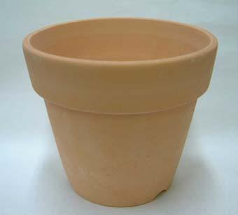 洋蘭 素焼き鉢 5.5号 24枚 【送料無料】
