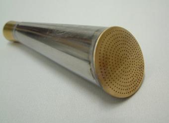 ステンレス製の如雨露のはす口 4号用 竿長 英国式 兼用