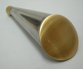 ステンレス製の如雨露のはす口 6号用 竿長 英国式 兼用