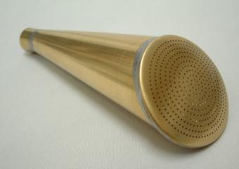 真鍮製の如雨露のはす口 6号用 英国式