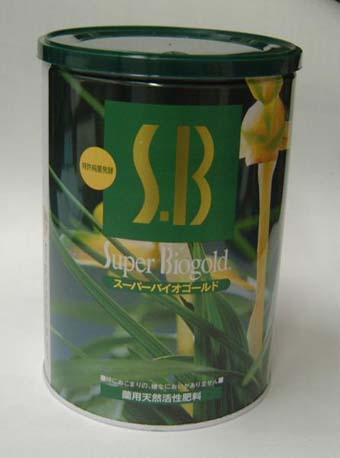 スーパーバイオゴールド 1.5kg 缶