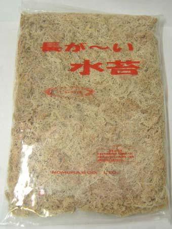 富貴蘭 長が~い水苔 100g 根巻用 ニュージーランド産