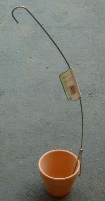 ステンレス駄鉢掛け 45cm 10本