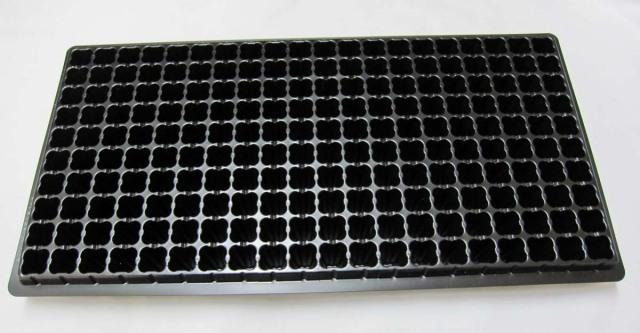 プラグトレー セルトレー 200穴 10個セット 根巻防止スリット入 種まき さし芽