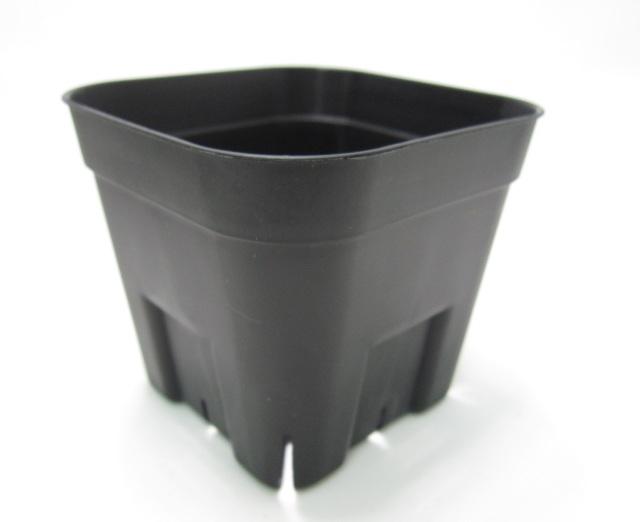 プレステラ 通常型 黒 105 スリット入りプラ鉢 800個セット