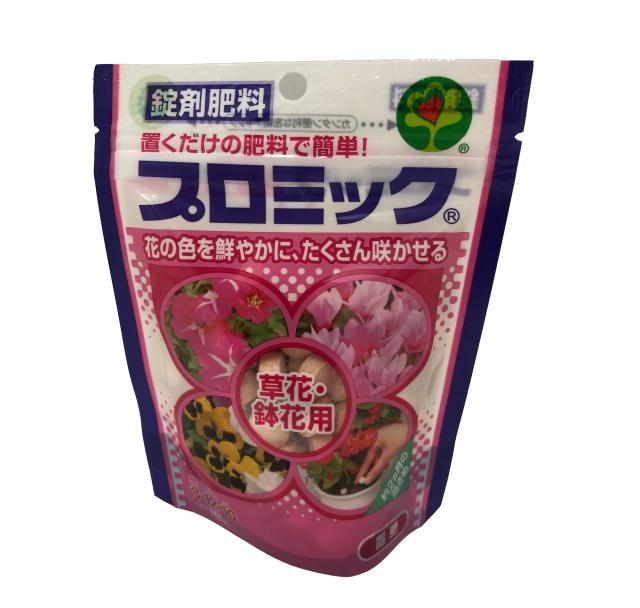 プロミック 錠剤肥料 草花鉢花用 150g 8-12-10 ハイポネックス