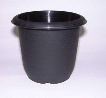 プラ鉢 KU-30 黒 40個セット