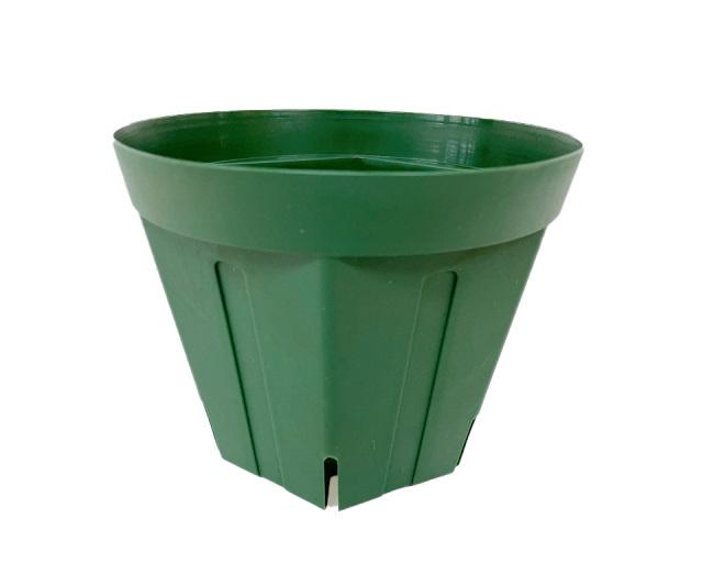 スリット鉢 プラ鉢 13.5cm 4.5号 1個