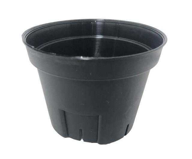 Sポット 黒(ブラック) 7.5cm スリット鉢 プラ鉢 100個セット 多肉