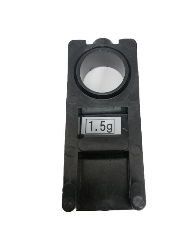 ショットくん ST-2型用部品 マツモト スライドコマ 0.3g用