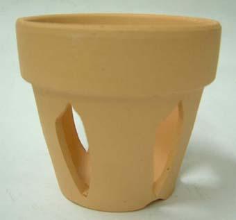胴抜き素焼き鉢 3.0号 10枚