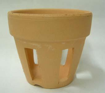 胴抜き素焼き鉢 4.0号 10枚